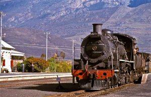 Makadas Steam Locomotive image